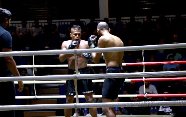 MMA සටන් බිමේ 'කිරුළ සොයා සටන් වදින' ලංකාවේ තරු